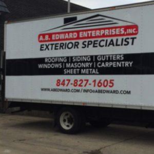 Exterior Specialist Truck Wrap