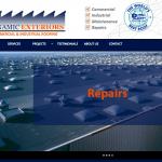 repairs web site design